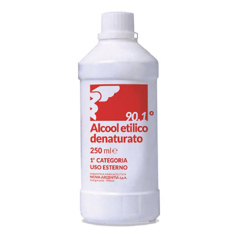 ALCOOL ETILICO DENATURATO250ML