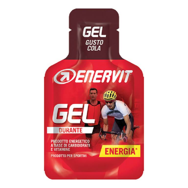 ENERVITENE GEL PACK COLA 1PZ